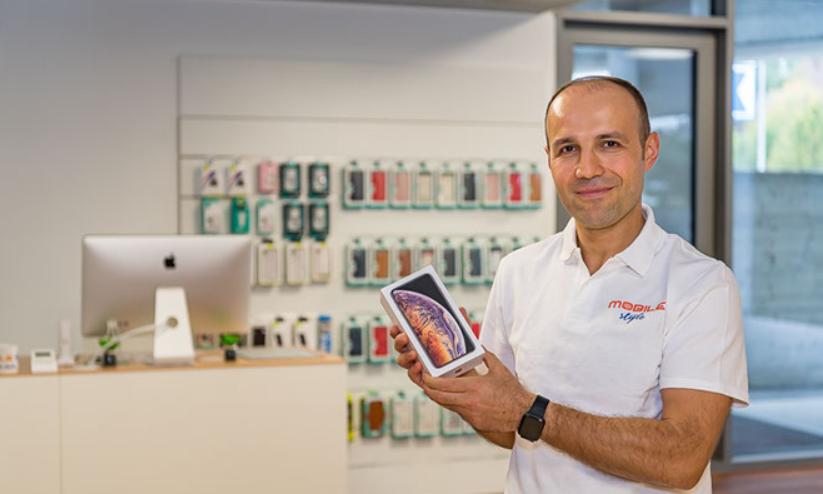 Abdil Kaldan Gründer von MobileStyle Handyshop