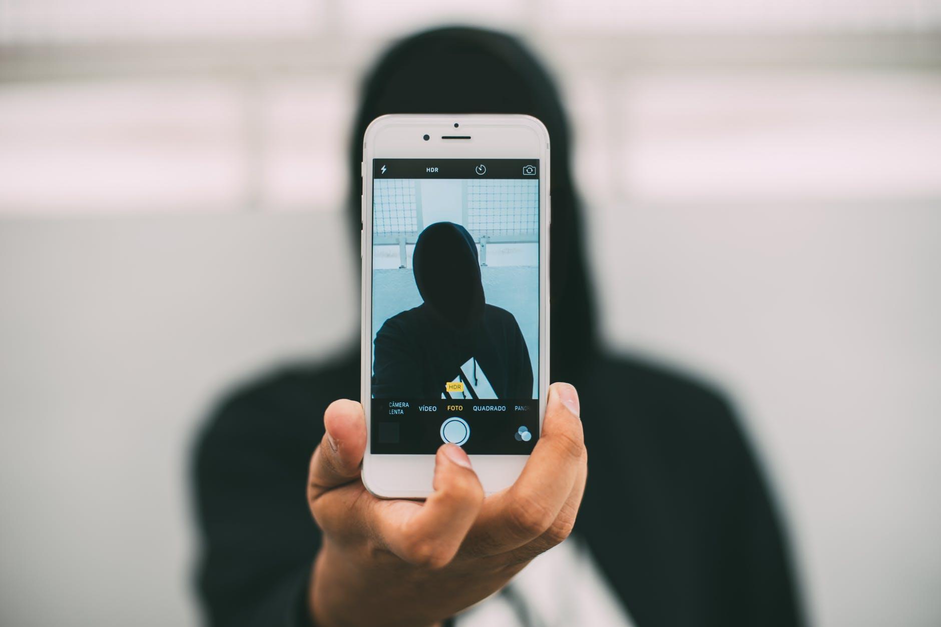 Anonymer Startup Gründer